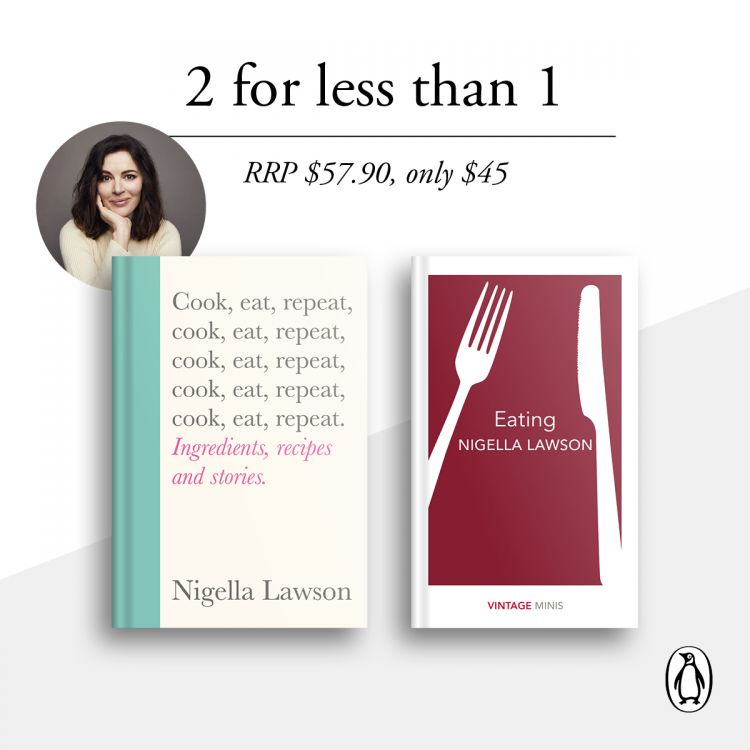 Black Friday/Shop the City Nigella Lawson Special
