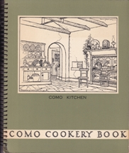 Como Cookery Book. The Women's Committee of the National Trust.