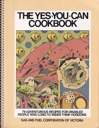 The Yes You Can Cookbook.