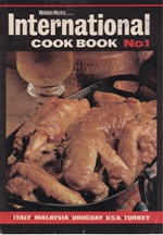 AWW: International Cook Book No 1.