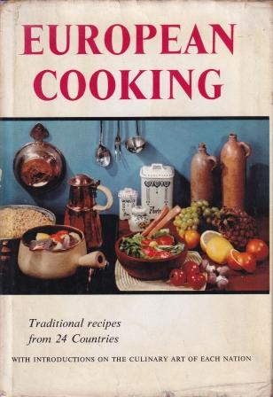 European Cooking.