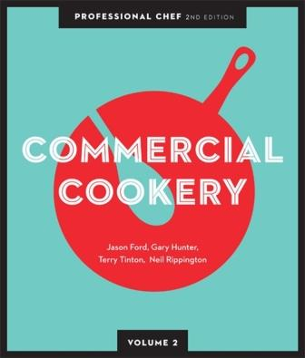 Professional Chef: 2E - Vol 2 Commercial. Jason Ford, Ors.