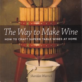 The Way to Make Wine. Sheridan Warrick.