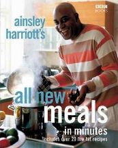 All New Meals in Minutes. Ainsley Harriott.