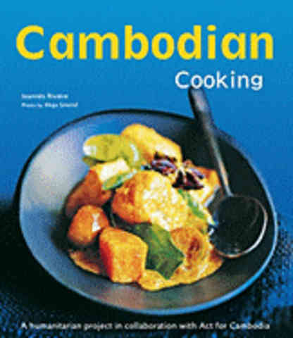 Cambodian Cooking. Joannes Riviere.