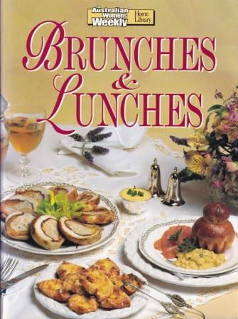 AWW: Brunches & Lunches. Pamela Clark.