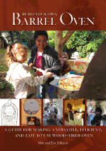 Build Your Own Barrel Oven. Max Edelson, Eva.