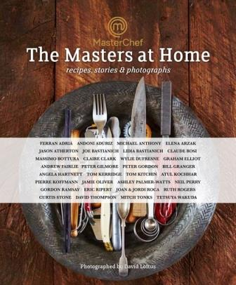 Masterchef: the Masters at home.