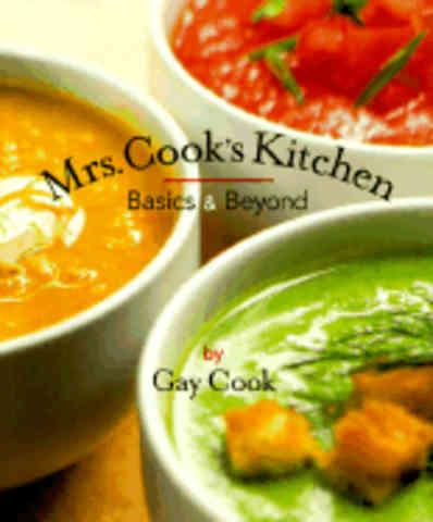 Mrs Cook's Kitchen. Gay Cook.