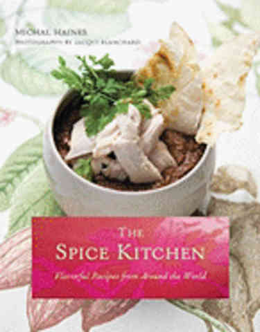 The Spice Kitchen. Michal Haines.