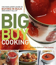 Big Buy Cooking. The, of Fine Cooking.