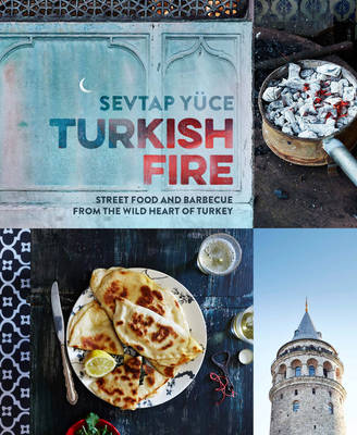 Turkish Fire: street food & barbecue. Yuce Sevtap.