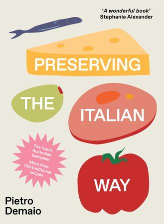 Preserving the Italian Way. Pietro Demaio.