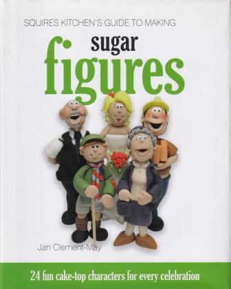 Sugar Figures. Jan Clement-May.