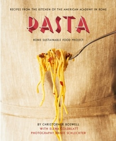 Pasta. Christopher Boswell.