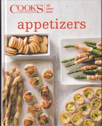 All Time Best Appetizers. The, at America's Test Kitchen.