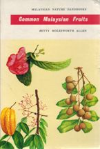 Common Malaysian Fruits. Betty Molesworth Allen
