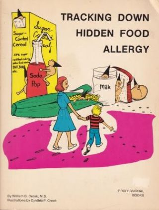 Tracking Down Hidden Food Allergy. William G. Crook