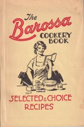 The Barossa Cookery Book: 29E. Soldiers' Memorial Institute