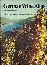 German Wine Atlas & Vineyard Register. Edmund Penning-Rowsell