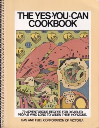 The Yes You Can Cookbook