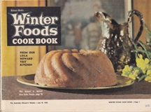 AWW: Winter Foods Cook Book