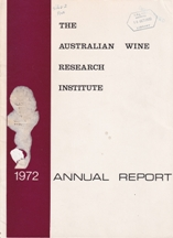 The AWRI Annual Report 1972. T. W. C. Angove