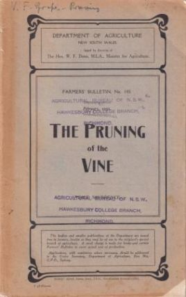 The Pruning of the Vine