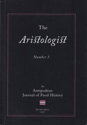 The Aristologist: Vol 3. Duncan Galletly