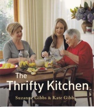 The Thrifty Kitchen (mini)`. Suzanne Gibbs, Kate Gibbs