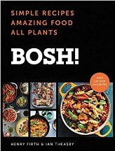 Bosh: the cookbook. Hentry Frith, Ian Theasby