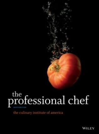 The Professional Chef: 9E. The Culinary Institute of America