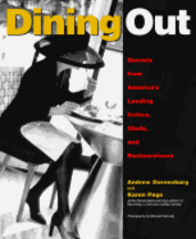 Dining Out. Andrew Dornenburg, Karen Page