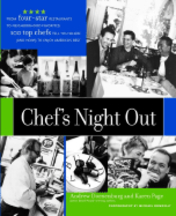 Chef's Night Out. Andrew Dornenburg, Karen Page