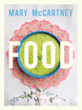Food: vegetarian home cooking. Mary McCartney