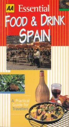 AA Essential Food & Drink Spain. Pepita Aris