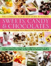 The Complete Step-by-Step ..Sweets. Claire Ptak
