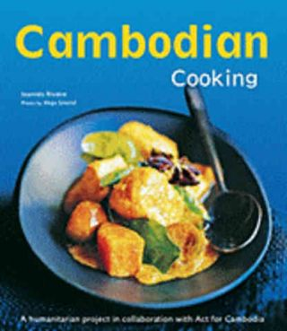Cambodian Cooking. Joannes Riviere