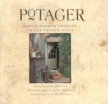 Potager: fresh garden cooking. Georgeanne Brennan