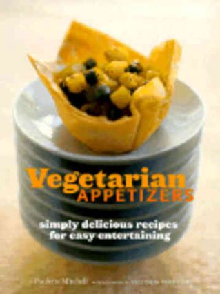 Vegetarian Appetizers. Paulette Mitchell