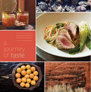 A Journey of Taste. Babs Harrison