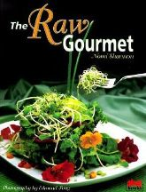 The Raw Gourmet. Nomi Shannon