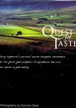 Quest for Taste. Terry Laybourne