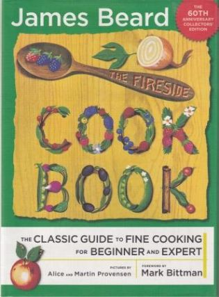 The Fireside Cookbook. James Beard