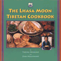 The Lhasa Moon Tibetan Cookbook. Tsering Wangmo, Zara Houshmand
