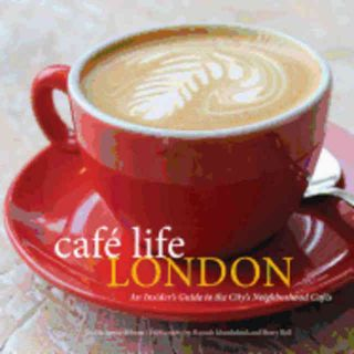 Cafe Life London. Jennie Milson