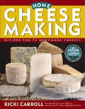 Home Cheesemaking: 3E. Ricki Carroll