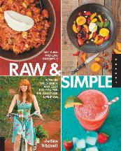 Raw & Simple: eat well. Judita Wignall