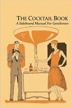 The Cocktail Book. The St Botoloph Society