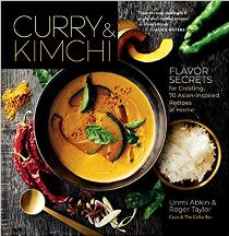 Curry & Kimchi. Unmi Abkin, Roger Taylor